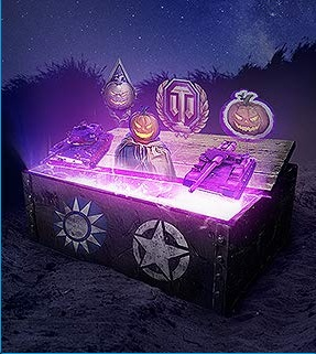 Скриншот  3 - Twitch Prime World of Tanks: Care Package Bravo WOT