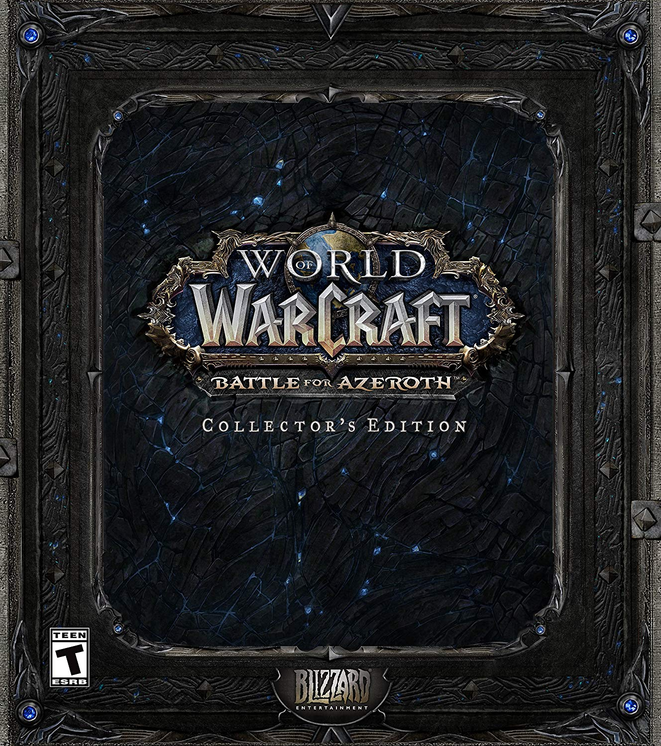 World of Warcraft BATTLE FOR AZEROTH DELUXE EU / RU