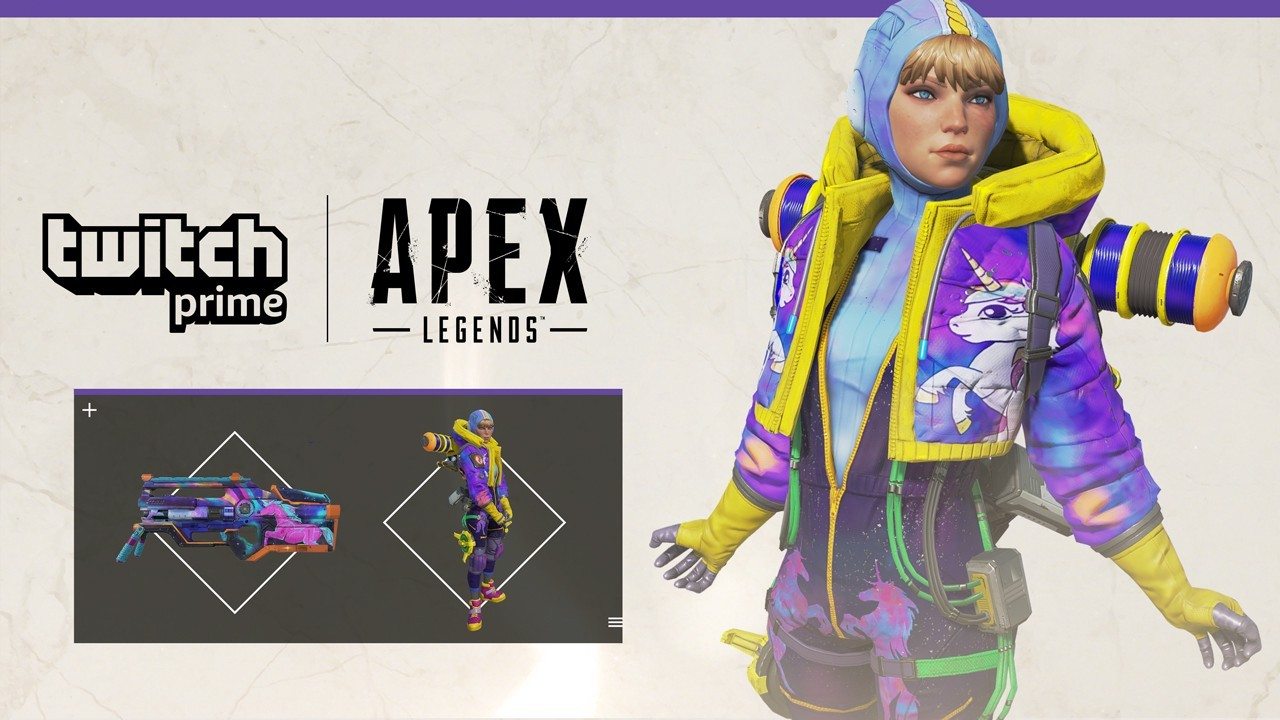 Apex Legends Wattson + L-Star + Bangalore (no Prime)