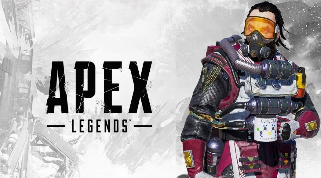 Apex Legends Crypto Cyber + Caustic Anomaly (no Prime)