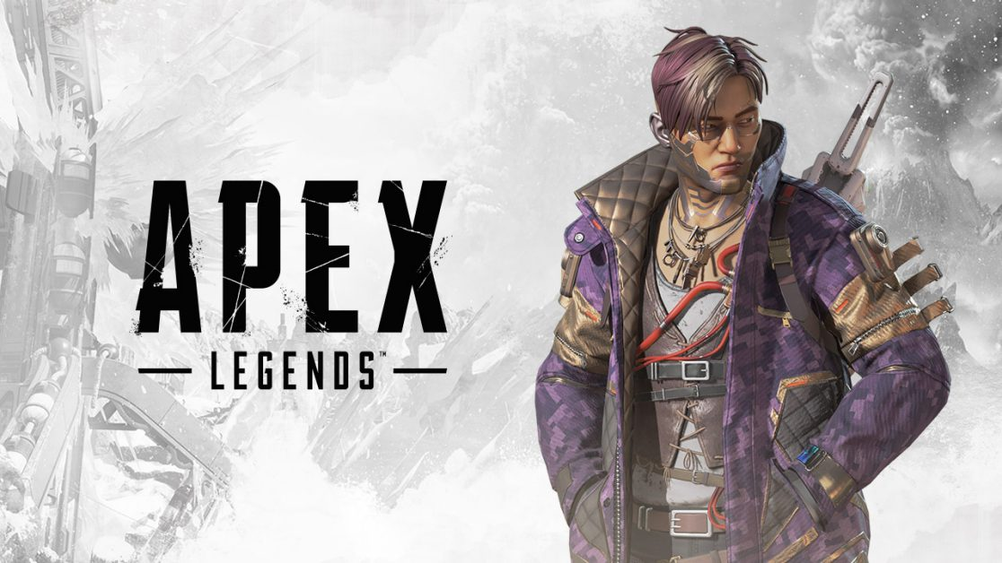 Apex Legends Crypto Cyber + Caustic Anomaly (без Prime)