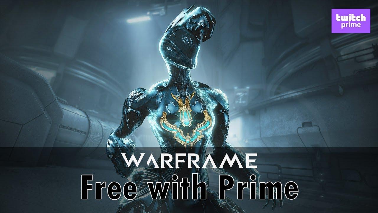 Twitch Warframe Sigil+Scavenge Booster Pack (без Prime)