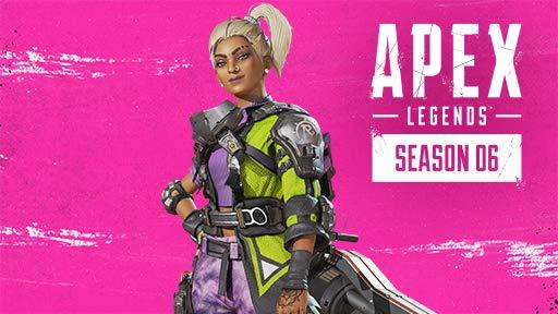 Apex Legends Rampart Custom Finish + Bloodhound