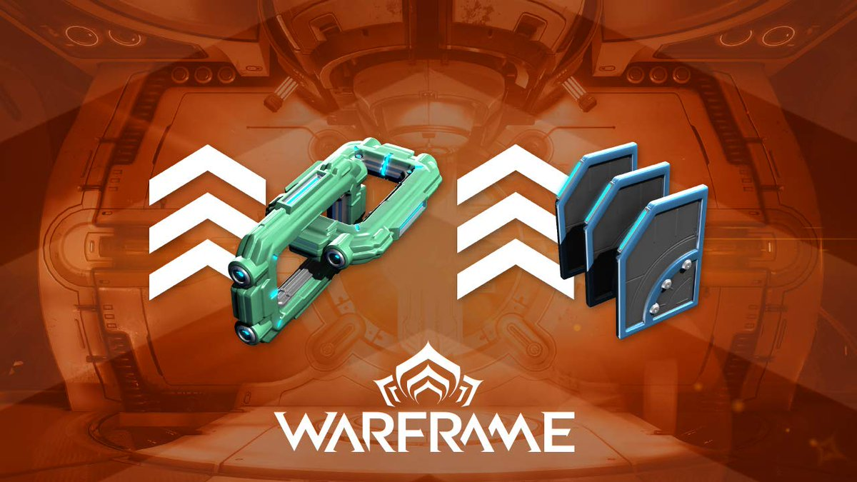 Twitch Warframe 7 Day Affinity Credit Boost (без Prime)