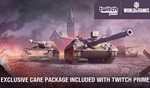 Twitch Prime World of Tanks Golf / Гольф / Apex
