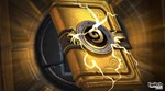 Golden Booster Golden Pack Hearthstone Twitch Prime