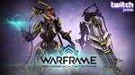 Twitch Warframe Weapon + Trinity + Gear II (без Prime)