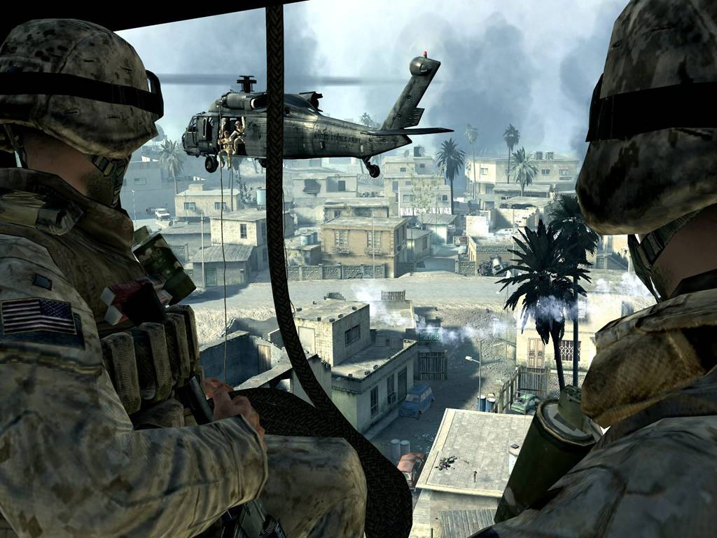 CALL OF DUTY 4: Modern Warfare - Activation Key (photo)