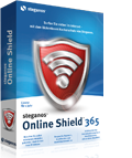 Steganos Online Shield VPN 1 year | 1 PC (2 GB/month)