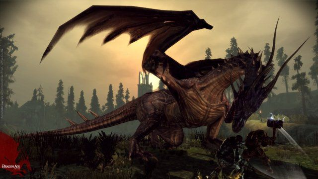 DRAGON AGE ORIGINS ULTIMATE EDITION [ORIGIN] ПОДАРОК