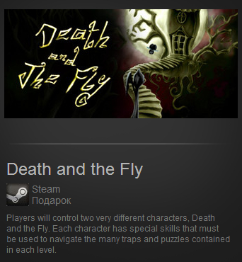 Death and the Fly  (Steam Gift / Region Free)