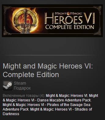 Heroes VI: Complete Edition (Steam Gift/ Region Free)