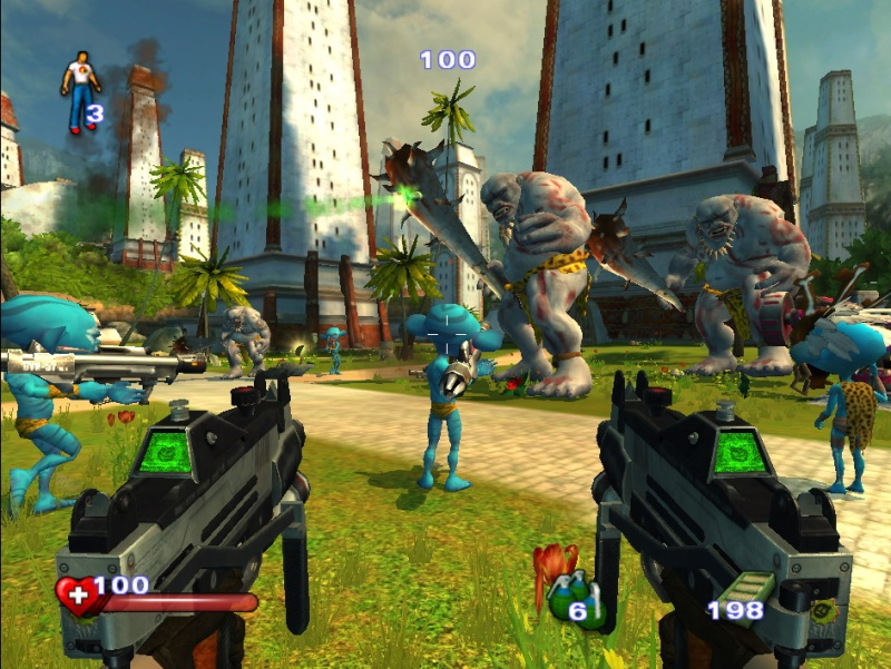 Serious Sam Classic + Serious Sam HD Encounter