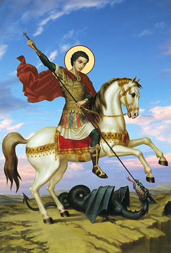 Great Martyr George the Victorious_001-1 (81x120sm.)