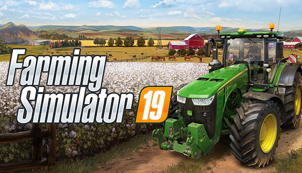 ✅ 🏅 Farming Simulator 19 ® (Region Free) ⚡