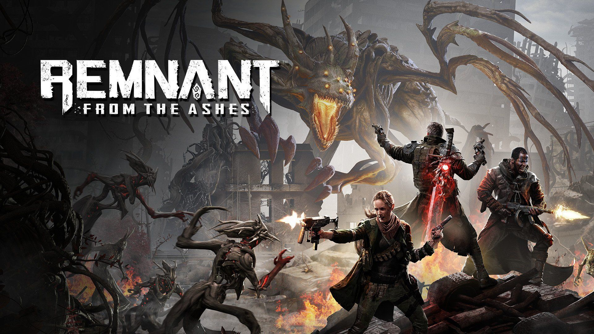 Remnant: From the Ashes (Steam | Key | Region Free)