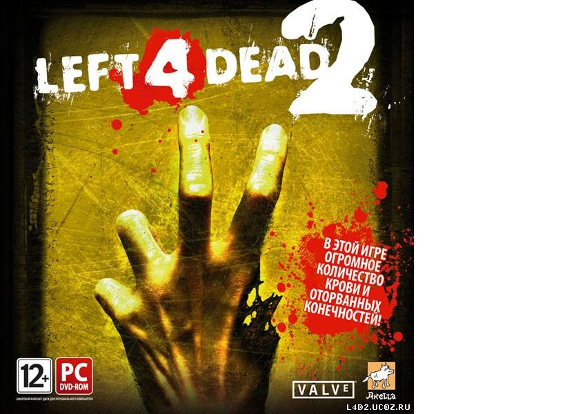 Купить Left 4 Dead 2 (Steam /regin free)