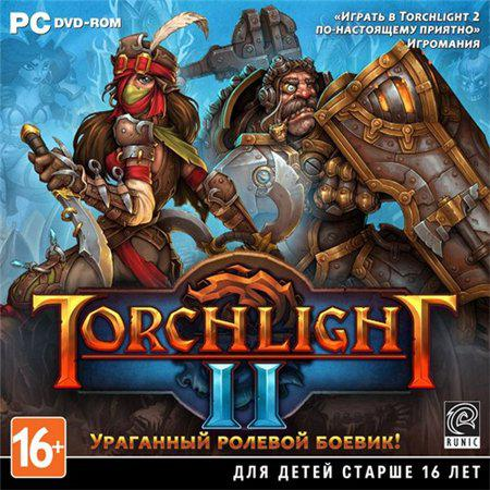 Torchlight 2 II (Steam Gift/RU/CIS)