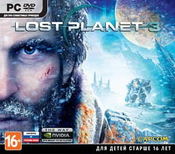 LOST PLANET 3 - STEAM (РФ+СНГ)