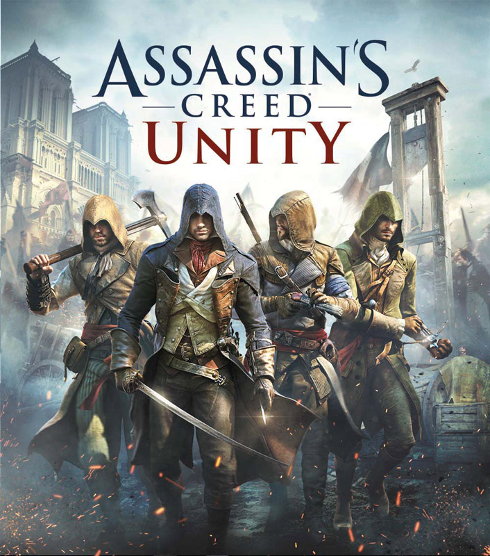 Assassins Creed: Unity(Uplay KEY)