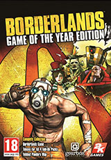 Borderlands: Game of the Year GOTY STEAM KEY RU + CIS