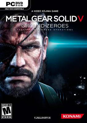 Metal Gear Solid VGround Zero (STEAM KEY / Russia and C