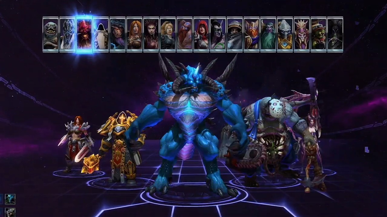 Heroes of the Storm Alpha - Аккаунт US/NA