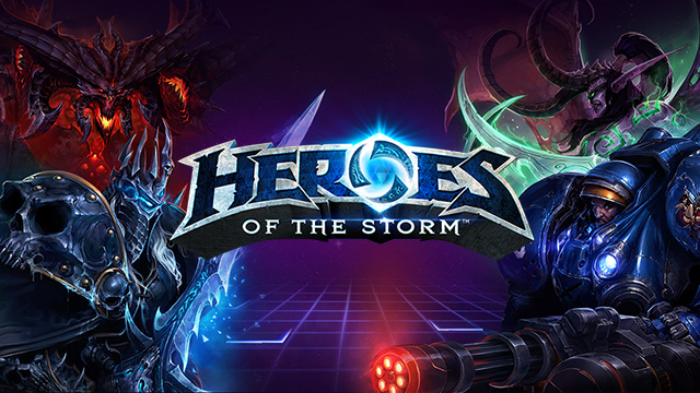 Heroes of the Storm Alpha (HotS account) + Account WoW