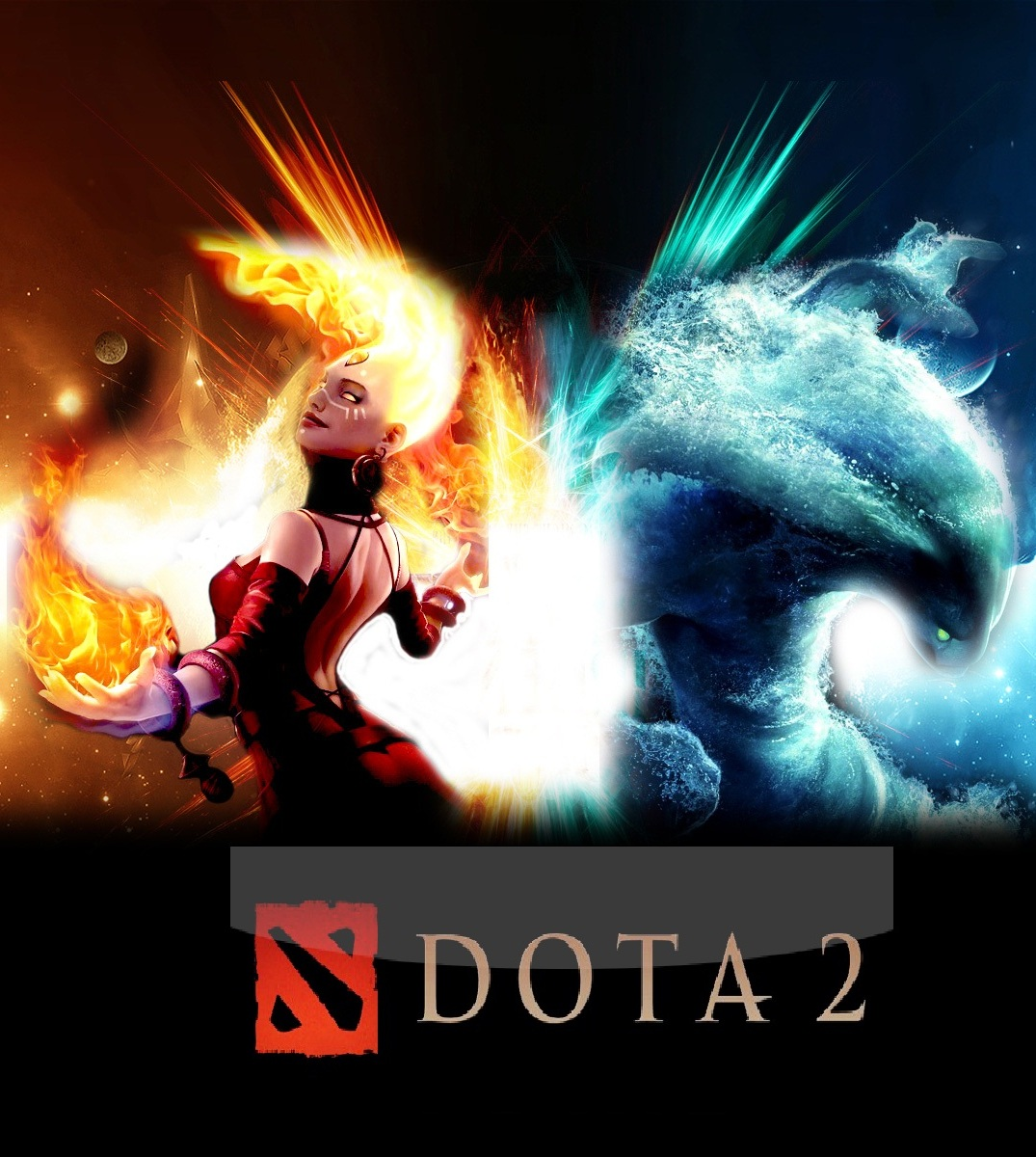 DOTA 2 account 4599 solo,4151 group mmr, first email