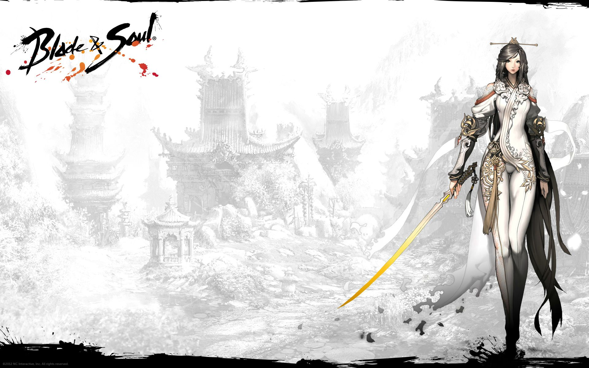 4game Beta Account Blade and Soul for rent