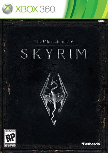 Xbox Live GoD Skyrim for Xbox 360 (EU / RU)