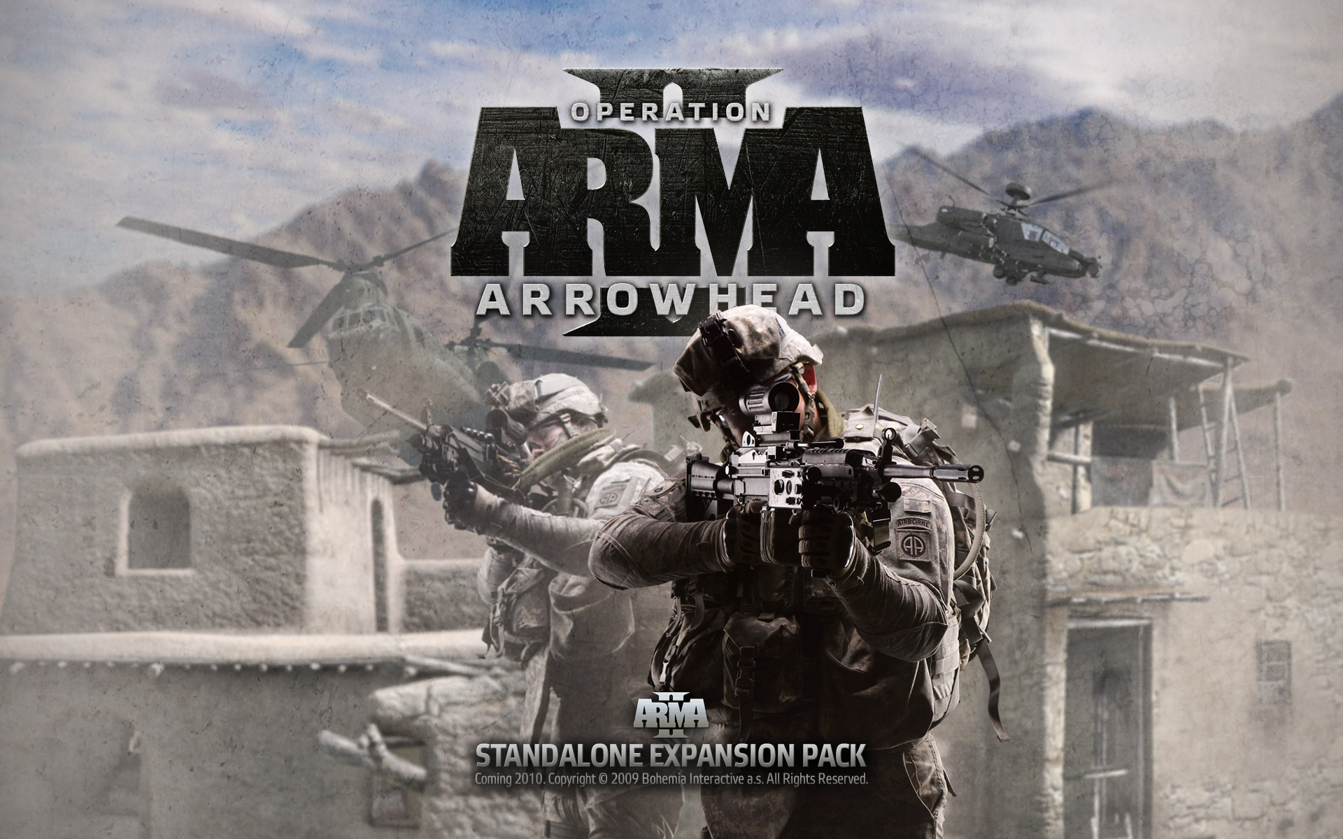 ARMA 2 + ARMA 2 Operation Arrowhead + DayZ