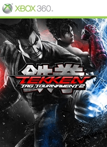 2 TEKKEN TAG TOURNAMENT russian version for Xbox 360