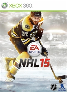 NHL 15 Xbox 360 Russian version