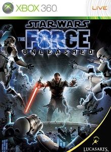 Star Wars The Force Unleashed for Xbox 360