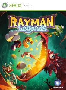 Rayman® Legends for Xbox 360 Russian version