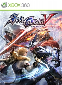 SOUL CALIBUR 5 Russian version for the Xbox 360