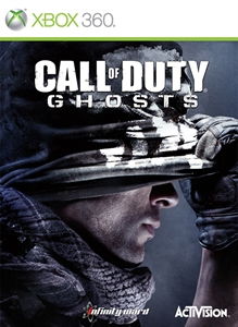 Call of Duty Ghosts Russian version for the Xbox 360 2019