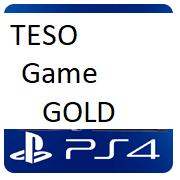 Gold (game Gold) The Elder Scrolls Online for PS4 2019