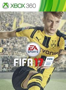 FIFA 17 русская версия для Xbox 360
