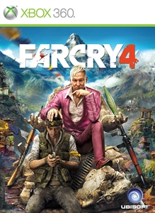 FAR CRY 4 for Xbox 360