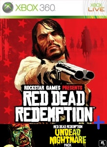 Red Dead Redemption and Undead Nightmare for Xbox 360 2019