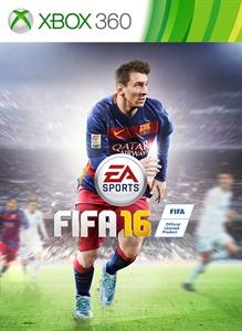 FIFA 16 русская версия для Xbox 360