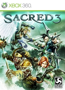 Sacred 3 для Xbox 360