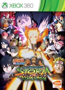 Naruto Storm Revolution for Xbox 360 2019