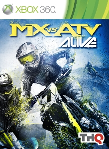 Ghost Recon FS , MX vs ATV Alive for Xbox 360