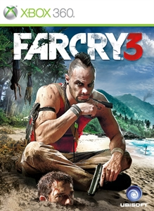 Far Cry 3 , WWE 2013 for Xbox 360