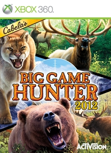 X-Blades , Cabela Big Game Hunter 2012 for Xbox 360