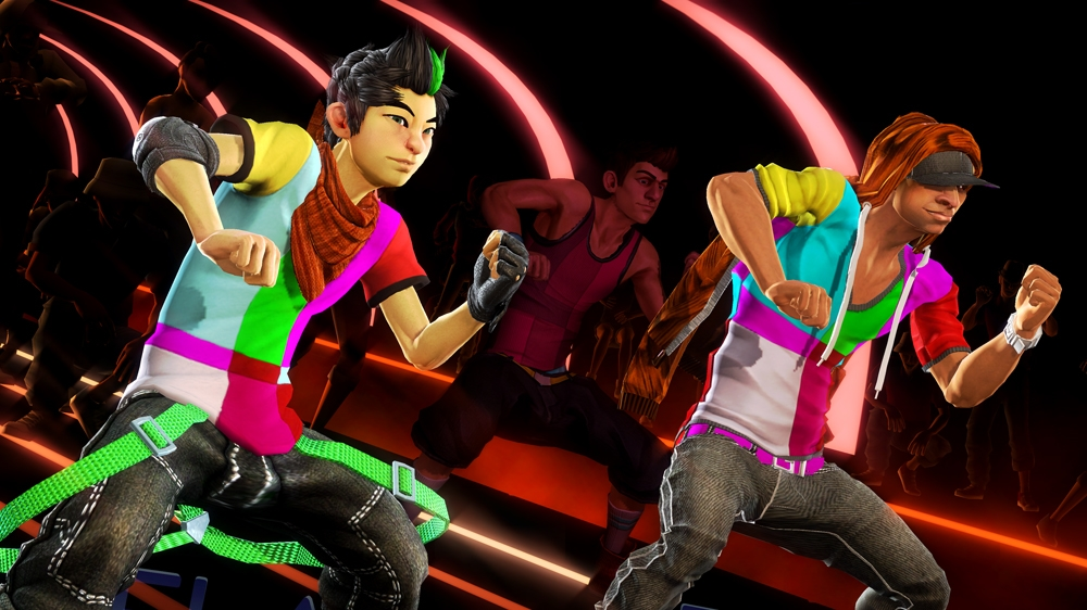 Dance Central ™ 2 Russian version for the Xbox 360