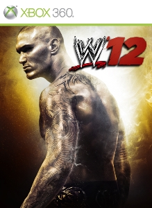 WWE 12 for Xbox 360